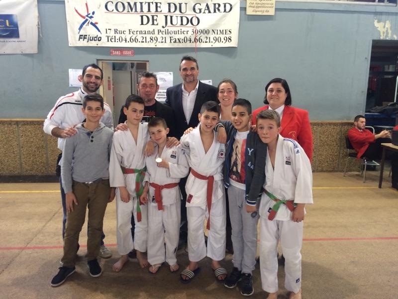 club de judo 89