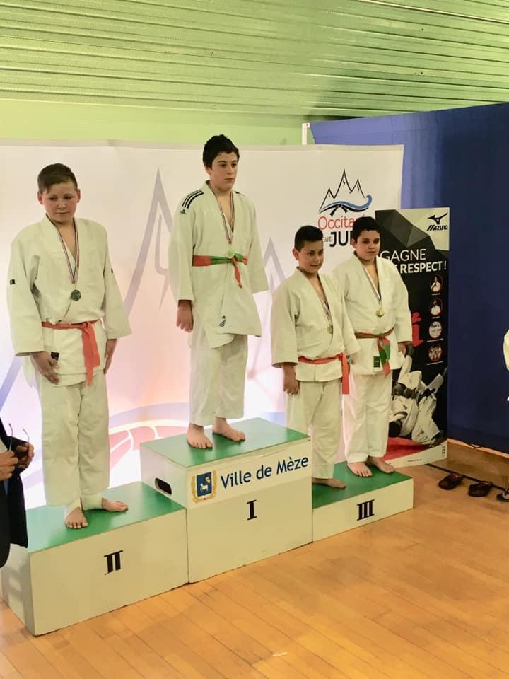 Calendrier Judo Occitanie.Judo