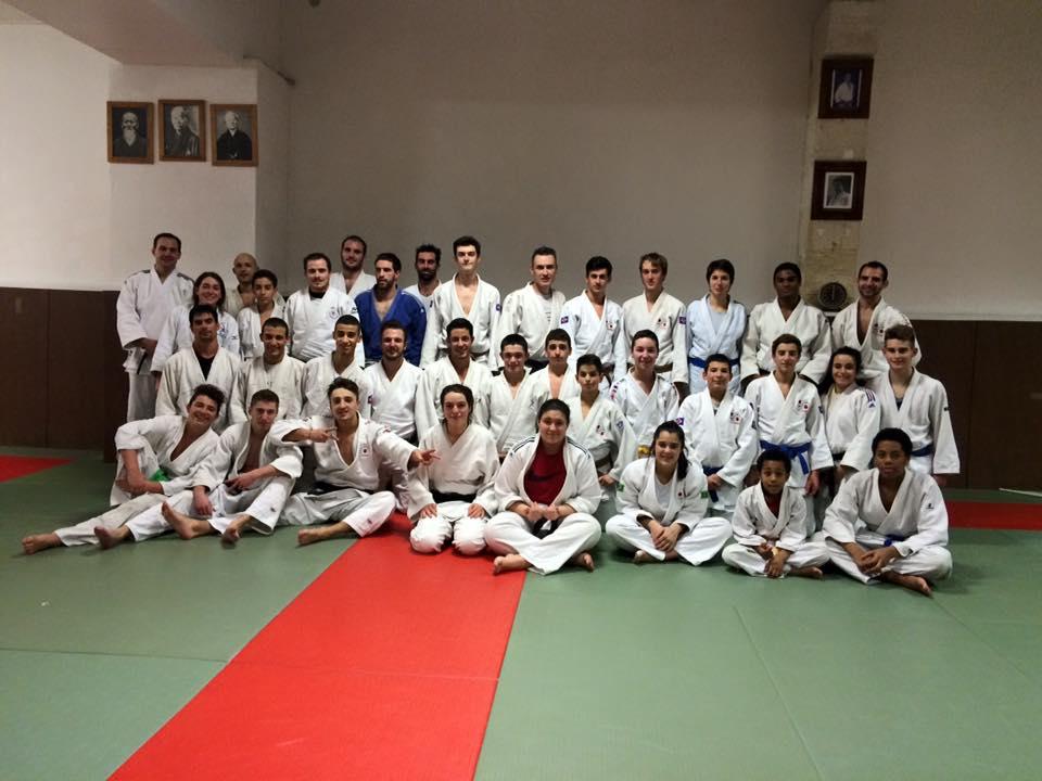 club judo gard